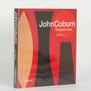 John Coburn. The spirit of colour.[COBURN] KLEPAC, Lou# 13463