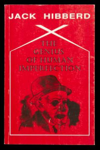 The genius of human imperfection [presentation copy for Robert Jacks]