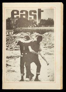 EastBERKOFF, Steven (1937 - )# 13379