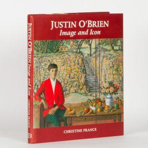 Justin O'Brien: Image and IconFRANCE, Christina# 13374