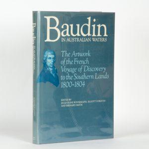 Baudin in Australian Waters.BONNEMAINS, Jacqueline# 13281