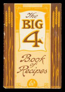 The Big 4 book of recipesHANCOCK'S GOLDEN CRUST PTY. LTD.# 13267