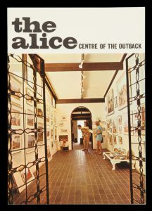 The Alice : centre of the outback