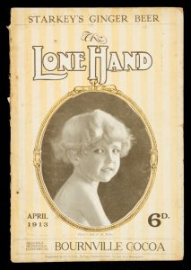 The Lone Hand : the National Australian monthly magazine. Vol. XII, No. 72, April 1, 1913