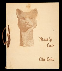 Mostly cats