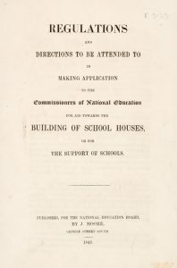 Regulations and directions to be attended to ...