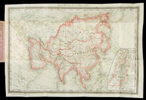 Rand, McNally & Co.'s Map of AsiaRAND, McNALLY & CO.# 13096