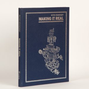Peter Hennessey : making it real (signed copy)