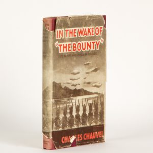 "In the wake of ""The Bounty"" to Tahiti and Pitcairn Island (presentation copy)