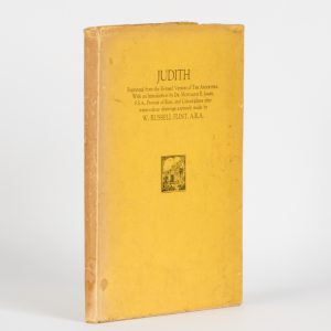 JudithFLINT, W. Russell# 12940