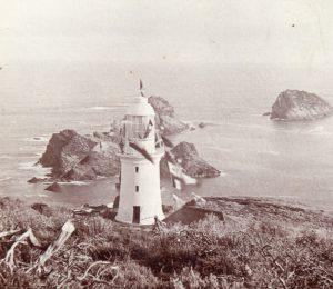 """Maatsuyker Lighthouse""""A.E.R.""""# 12827"""
