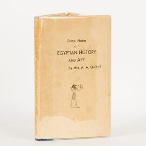 Some notes on Egyptian history and art