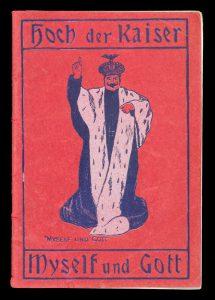 Hoch der Kaiser : Myself und GottROSE, A. McGergor# 12543