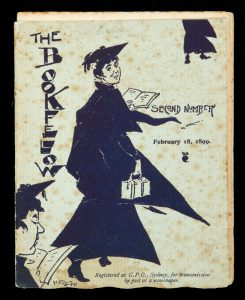 The Bookfellow. The second number. 18th February, 1899.