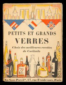 Petits et grands verres : choix des meilleures recettes de cocktailsTOYE, Nina; ADAIR, A.H.; LE HUBY, P.; LABOUREUR, J.-E. (illustrator)# 12189