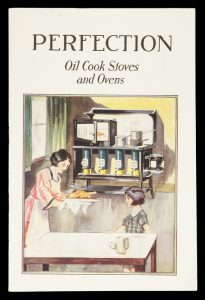 Perfection oil cook stoves and ovens
