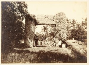 Ha'amonga-'a-Maui trilithon, TongaPhotographer unknown.# 11992