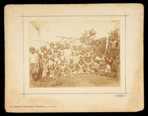 Native village - near Suva, Fiji.