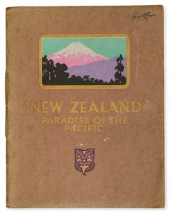 New Zealand : paradise of the PacificNEW ZEALAND. GOVERNMENT DEPARTMENT OF INDUSTRIES AND COMMERCE.# 11958