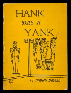 Hank was a Yank