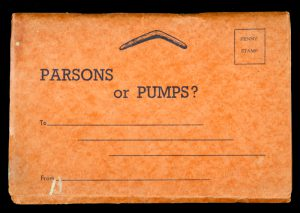 Parsons or pumps?NICHOLSON, James B. (editor)]# 11904