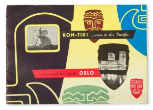[POLYNESIA] Kon-Tiki : once in the Pacific : now and forever in Oslo# 11887