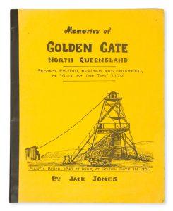Memories of Golden Gate, North QueenslandJONES, Jack# 11886
