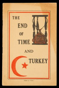 Prophecies concerning the end of time and Turkey