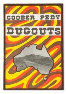 Coober Pedy dugouts[COOBER PEDY COMMUNITY SCHOOL]# 11878