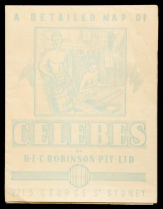 Celebes (Netherlands Indies)H.E.C. ROBINSON PTY. LTD.# 11847