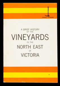 Vineyards of north east Victoria.