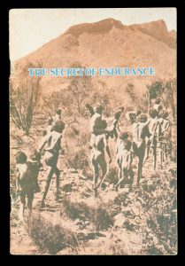 The secret of endurance : illustrations from missionary experience in various parts of Australia