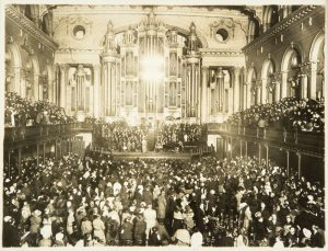 Madame d'Alvarez ... at her seventh concert in the Town Hall, Sydney on July 29th [1922][D'ALVAREZ, Marguerite] Photographer unknown.# 11548