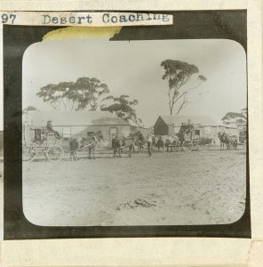 Photographic views of the Western Australian goldfields, circa 1910