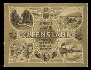 Views seen from Queensland railways.# 11333