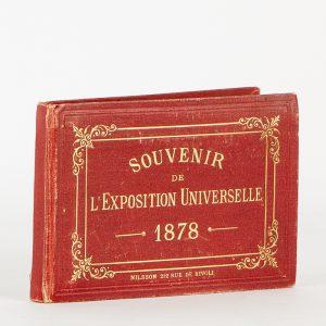 Souvenir de l'Exposition Universelle, 1878PARIS. L'EXPOSITION UNIVERSELLE# 11246