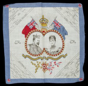 Souvenir of the coronation of King Edward VII and Queen Alexandra