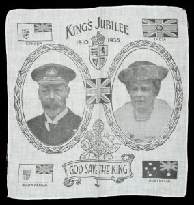 King's Jubilee 1910 - 1935 : God save the King