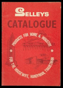 Selleys catalogue : products for home & industry, for the housewife, handyman, tradesman.