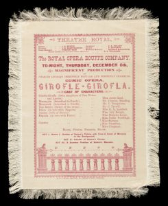 [THEATRE] The Royal Opera Bouffe Company, Theatre Royal, Brisbane, 1883