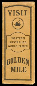 Visit Western Australia's world famed Golden MileWestern Australia. Government Tourist Bureau# 10615