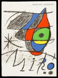 Miro. Peintures. Gouaches. DessinsMIRO, Joan# 10078