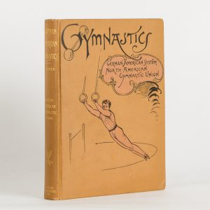Gymnastics : a text-book of the German-American system of gymnastics