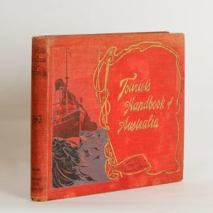 Tourists' handbook of Australia : issued by Howard Smith Company Ltd., ... a souvenir of