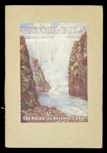 The Victoria FallsRHODESIA RAILWAYS LTD.# 11047