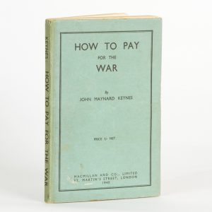 How to pay for the war : a radical plan for the Chancellor of the Exchequer