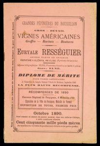 [WINE] Grandes Pépinières du RoussillonGRANDES PEPINIERES DU ROUSSILLON# 9815