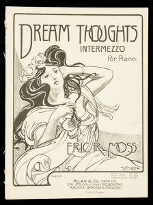 [SHEET MUSIC] Dream thoughts : intermezzo for piano