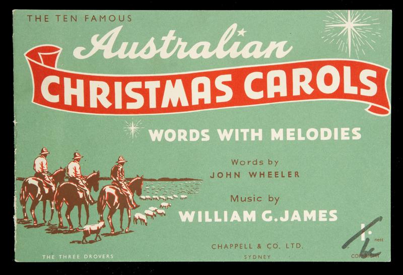 the ten famous australian christmas carols douglas stewart fine books