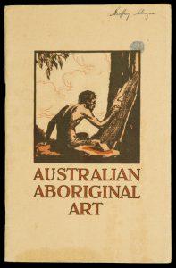 Australian Aboriginal artBARRETT, Charles L and KENYON, A. S.# 9318